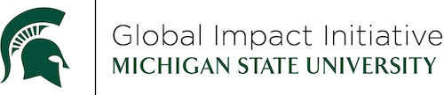 MSU Global impact initiative logo