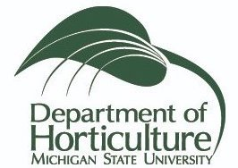 MSU Department of Horticulture logo